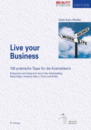"Cover vom Buch ""Live your Business"""