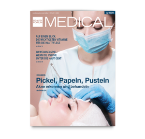 Medical Beauty Fachzeitschrift BEAUTY FORUM MEDICAL Print