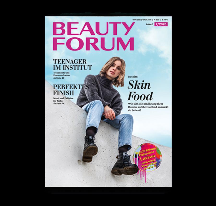 Kosmetik Fachzeitschrift BEAUTY FORUM Print