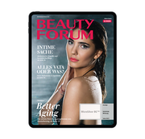 Kosmetik Onlinemagazin BEAUTY FORUM Austria Digital Abonnement