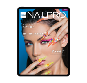 Nageldesign Onlinemagazin BEAUTY FORUM NAILPRO Digital Abo