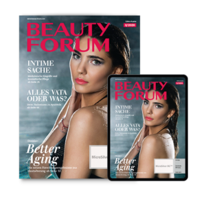 Kosmetik Premium Abo BEAUTY FORUM Austria Print und Digital