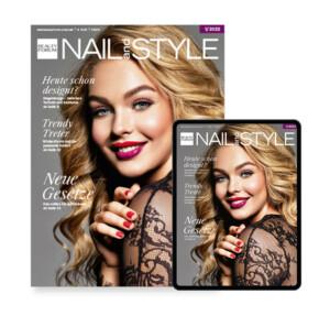 Nageldesign Premium Abo BEAUTY FORUM NAILPRO Digital und Print
