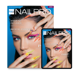 Nageldesign Premium Abo BEAUTY FORUM NAILPRO Digital und Print