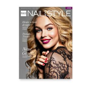Nageldesign Fachzeitschrift BEAUTY FORUM NAILPRO Print Abo