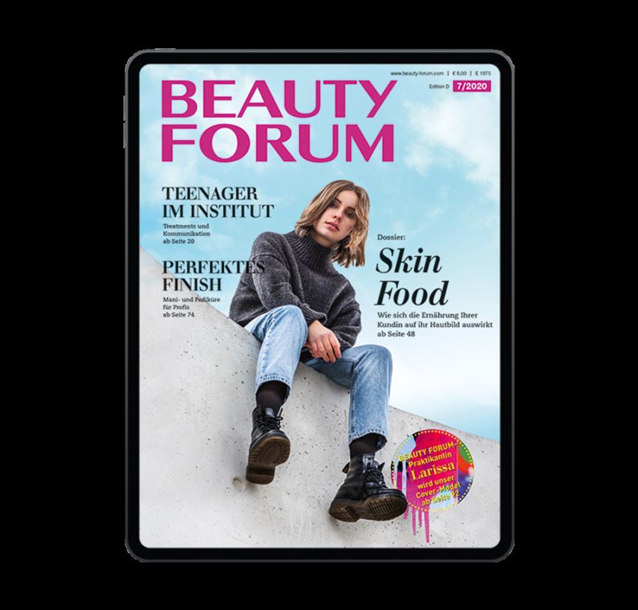 Kosmetik Onlinemagazin BEAUTY FORUM Digital