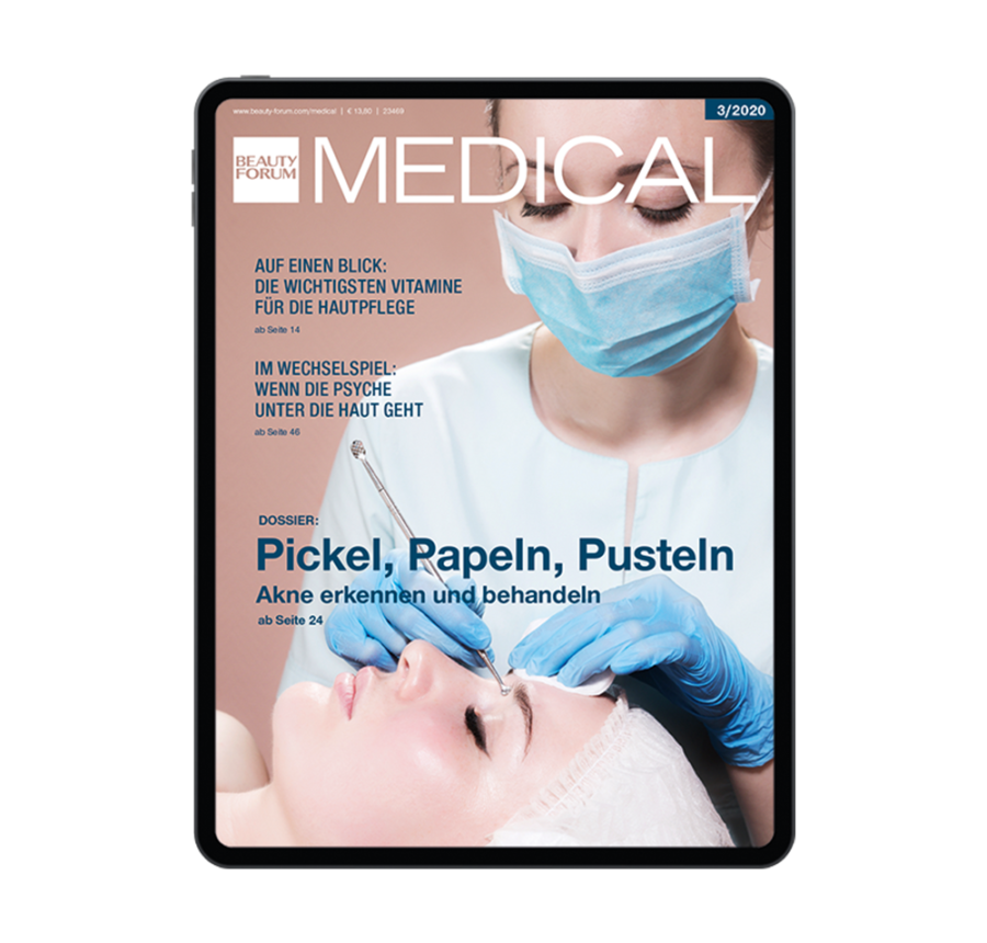 Medical Beauty Onlinemagazin BEAUTY FORUM MEDICAL Digital Abo