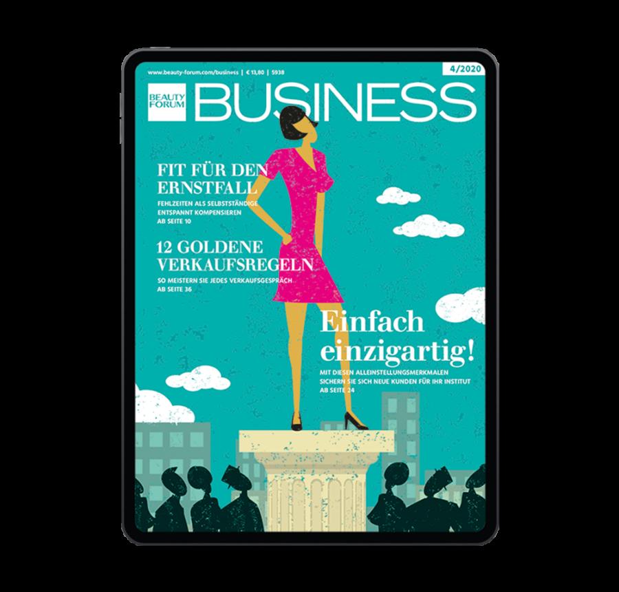 Marketing Onlinemagazin BEAUTY FORUM BUSINESS Digital