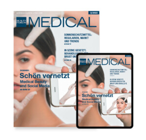 Medical Beauty Premium Abo BEAUTY FORUM MEDICAL Digital und Print