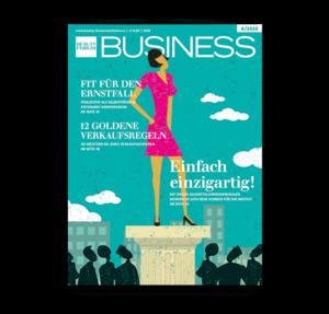 Marketing Fachzeitschrift BEAUTY FORUM BUSINESS Print